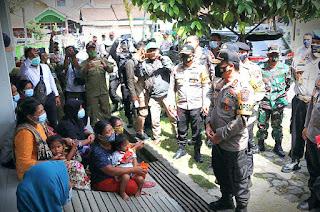 Siaga Gunung Merapi Kapolda Jateng Kunjungi Pengungsi Merapi