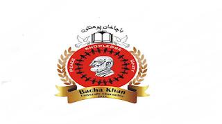 Bacha Khan Uni Jobs 2021- Bacha Khan Uni Charsadda Jobs 2021 - BKUC Jobs 2021 - Bacha Khan University Charsadda Jobs 2021