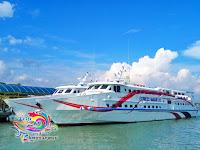 Wisata Karimunjawa Kapal Express Bahari