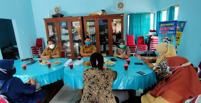 "Sihana Yuliarto: ""Supervisor Harus Solutif dan Bijak, Agar Kader Pendata Nyaman dalam Bekerja!"""