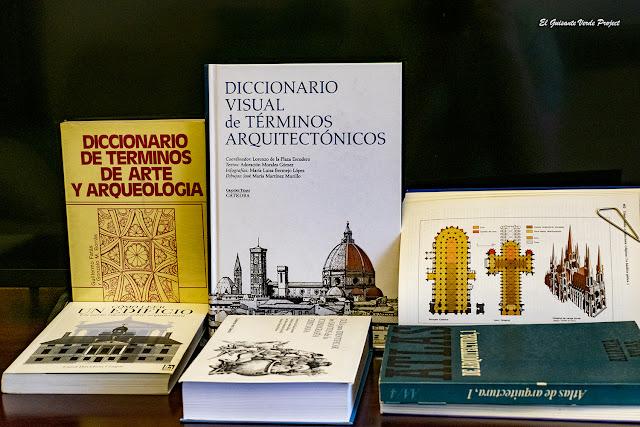 Diccionarios arte, arquitectura y arqueología por El Guisante Verde Project