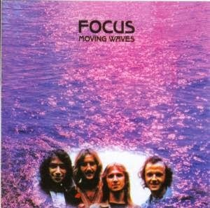 Focus Moving Waves album including the song Hocus Pocus 1971