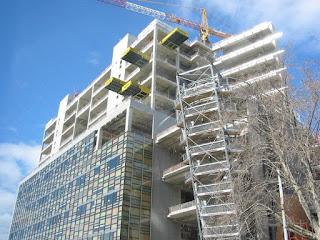 konstruksi rumah 2 lantai