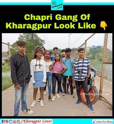 Kharagpur-Chapri-Gang