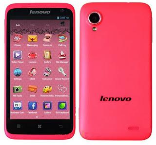 Firmware Lenovo S720i