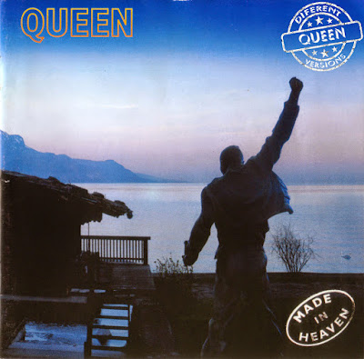 Queen - Made In Heaven (Versiones Diferentes)