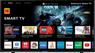 Kodak 55 inch Smart TV at Rs 32000