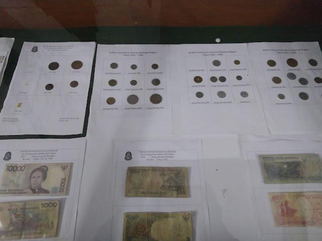 uang museum perjoangan