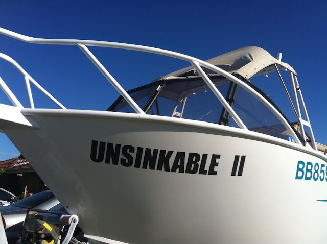 Funny Yacht Name Picture Image