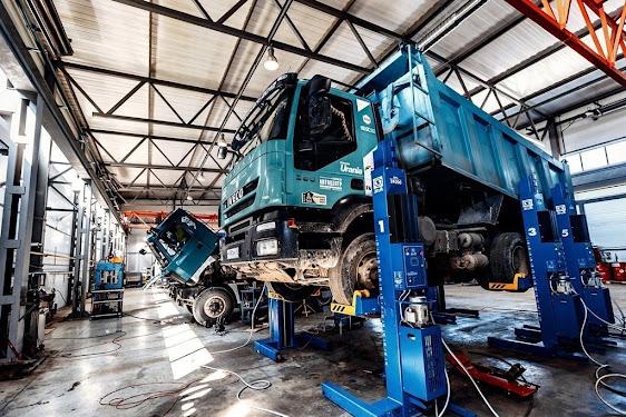Бесплатная диагностика от автосервиса Truck-service в агрофирме «Подмосковное»