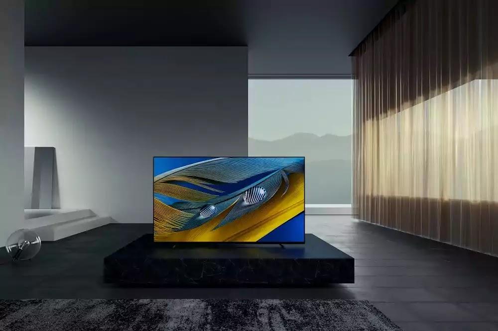 Sony BRAVIA XR A80J 4K OLED TV