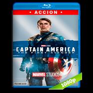 Capitán América: El primer vengador (2011) BDRip 1080p Audio Dual Latino-Ingles