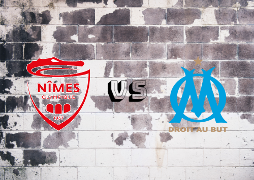 Nîmes vs Olympique Marseille  Resumen