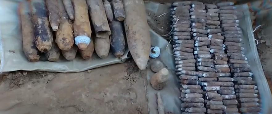 Το Τάγμα Εκκαθάρισης Ναρκοπεδίων Ξηράς του ΓΕΣ συμπλήρωσε χίλια περιστατικά