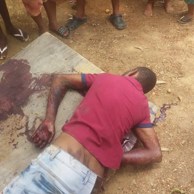 IBIRAPITANGA - Homem é assassinado a tiros em Itamarati