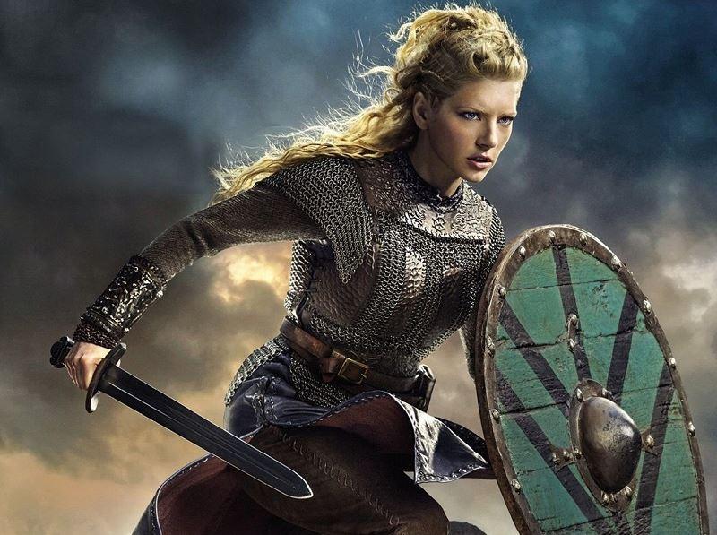 Lagertha: Escudeira Viking