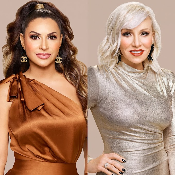 Jennifer Aydin And Margaret Josephs Get Into A Heated Twitter Battle Following Latest 'RHONJ' Episode — Read Their Shady Tweets Here!