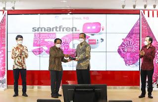 President Director Smartfren, Merza Fachys
