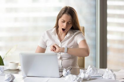 Tanda-tanda Dan Efek Negatif Akibat Kurang Tidur - Inilah penjelasannya