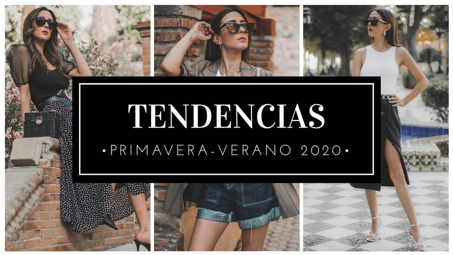 tendencias primavera verano 2020