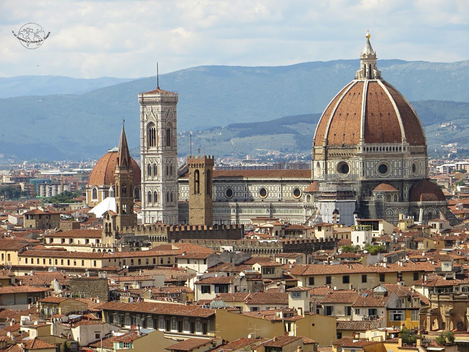 Florencja - magiczne serce Toskanii