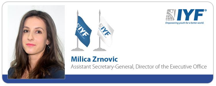 Milica Zrnovic, Director, ASG