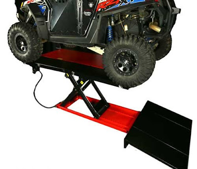 "PRO 2500 48"" High Rise UTV Lift Table"