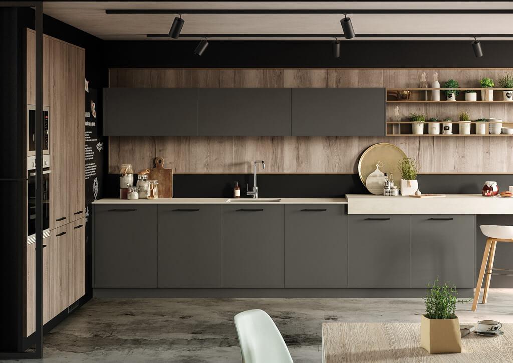 Colores Neutros Para Cocinas Equilibrio Y Armonía Cocinas