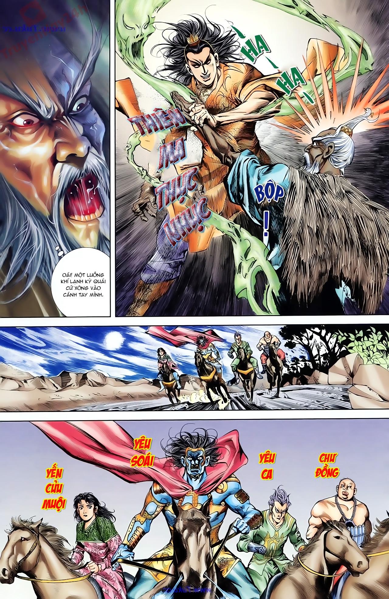 Cơ Phát Khai Chu Bản chapter 75 trang 27