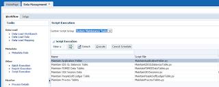 FDMEE: System Maintenance Tasks: Maintain Application Folder
