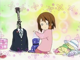 Yui dan guitar