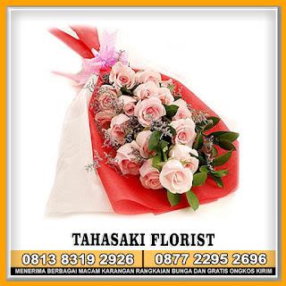 Bunga Tangan Buket Mawar