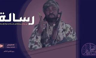 Boko Haram claims responsibility for the abduction of Katsina schoolboys, gives reasons