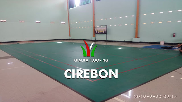 Jual Karpet Badminton Cirebon