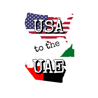 moving abroad from the USA to Abu Dhabi