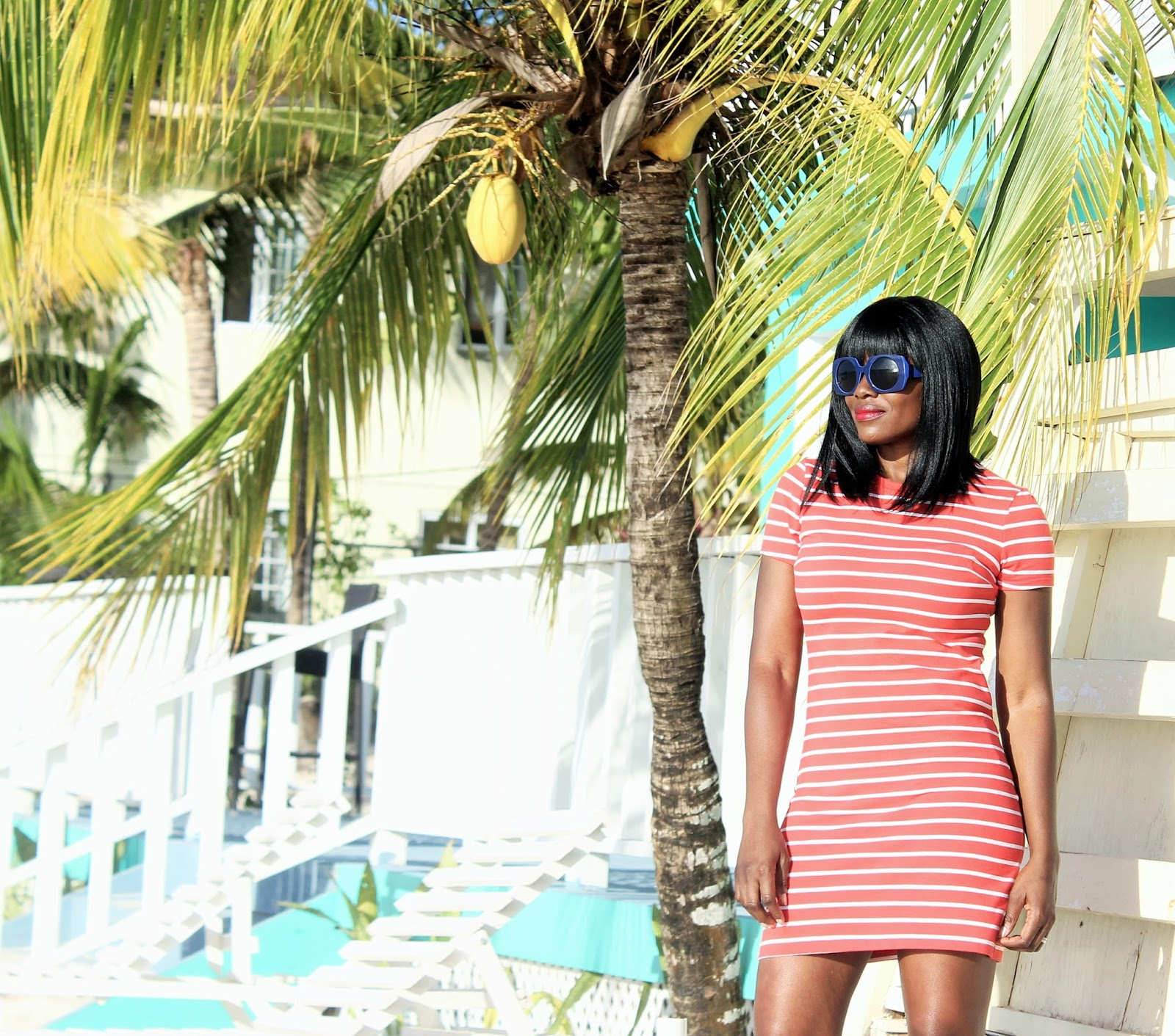 THE OLD NAVY STRIPED DRESS THAT TOOK ME BY SURPRISE