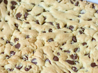 Lazy Cake Cookies