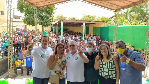 Com massivo apoio popular, Dr. Francisco é confirmado pré-candidato à reeleição em Bom Jardim pelo PSC.