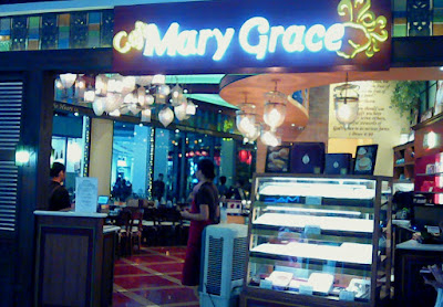 Cafe Mary Grace: More than Just a Pastry Shop