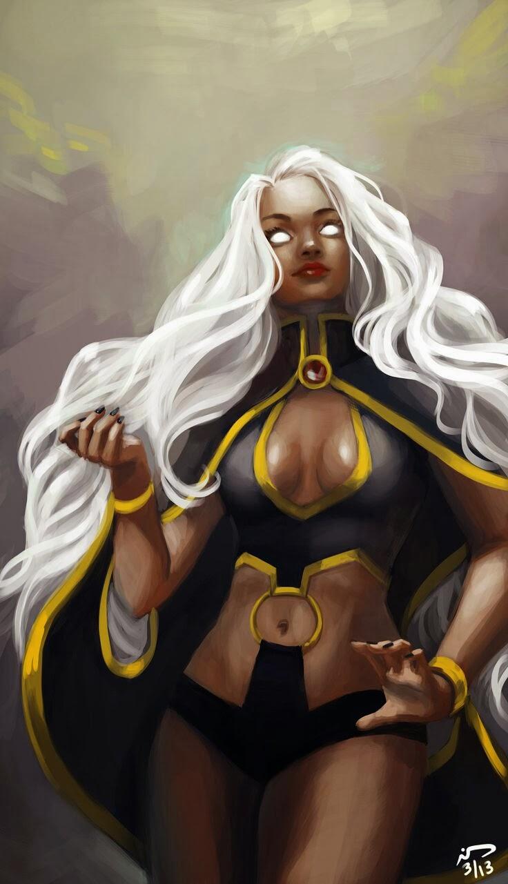 Comic Art: Storm