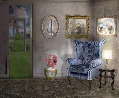 Dimly Lit Room Photomanipulation