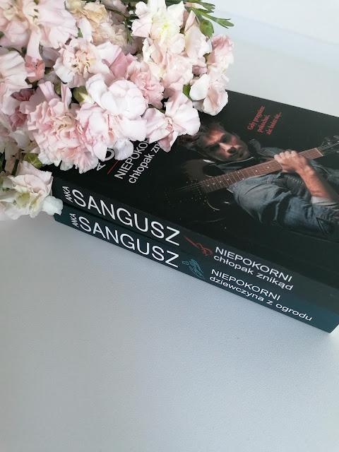 """Anka Sangusz - """"Niepokorni: Chłopak znikąd"""""""