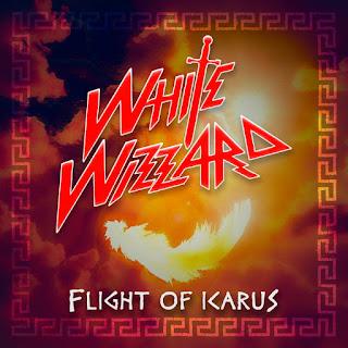 """Το single των White Wizzard """"Flight of Icarus"""""""