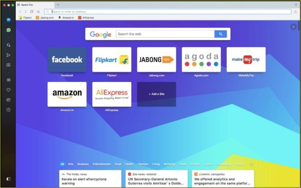 تنزيل برامج تصفح الانترنت