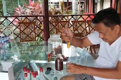 Minyak Pala Cengkeh Racikan Gubernur OD Manjur Tangkal Covid-19