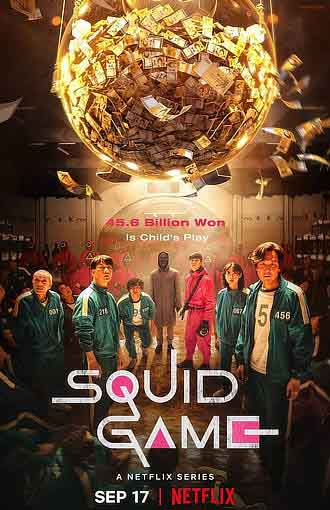 Squid Game S01 Complete English Hindi 480p WEB-DL