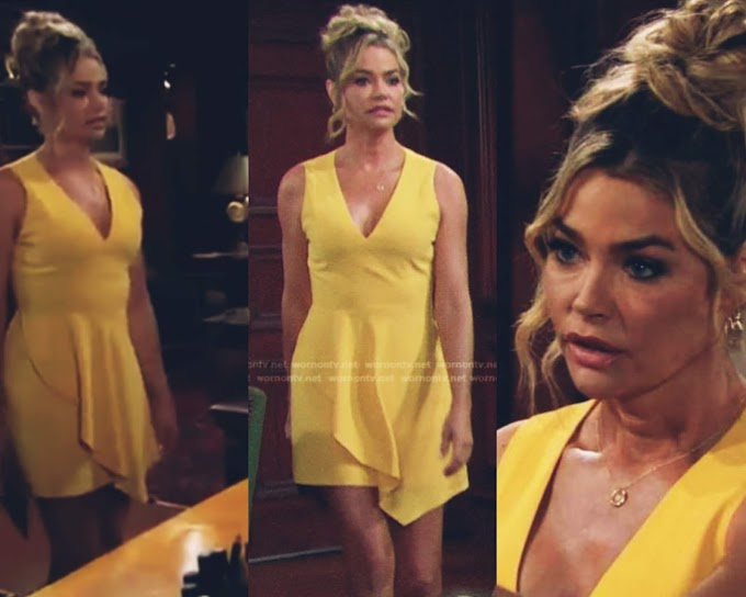 Best Dressed Star of the Week: The Bold and the Beautiful's Denise Richards!