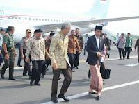 Pria ini keceplosan bilang SUSU di depan JOKOWI, Panglima TNI, Kapolri, Habib Lutfi