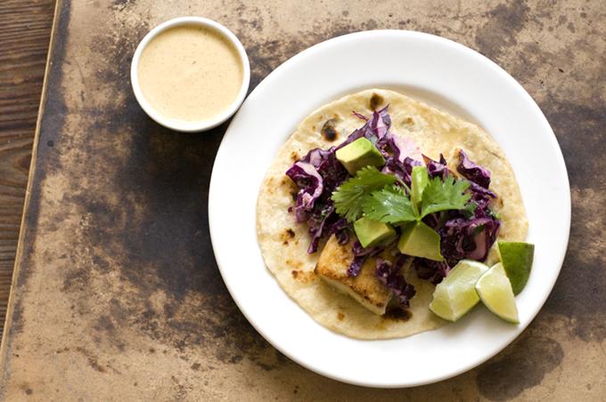 Chipotle lime fish tacos | Homesick Texan