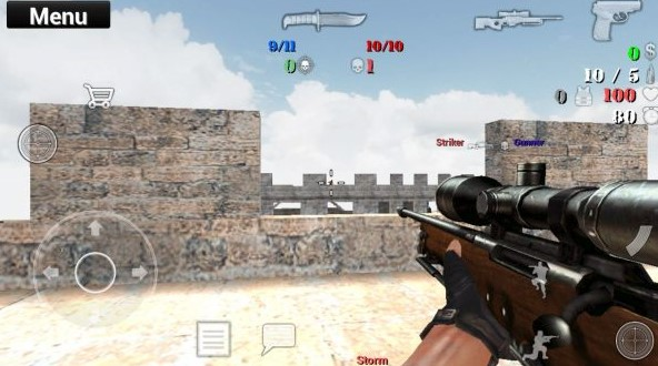 Game Spesial Forces Group 2 Mod Apk